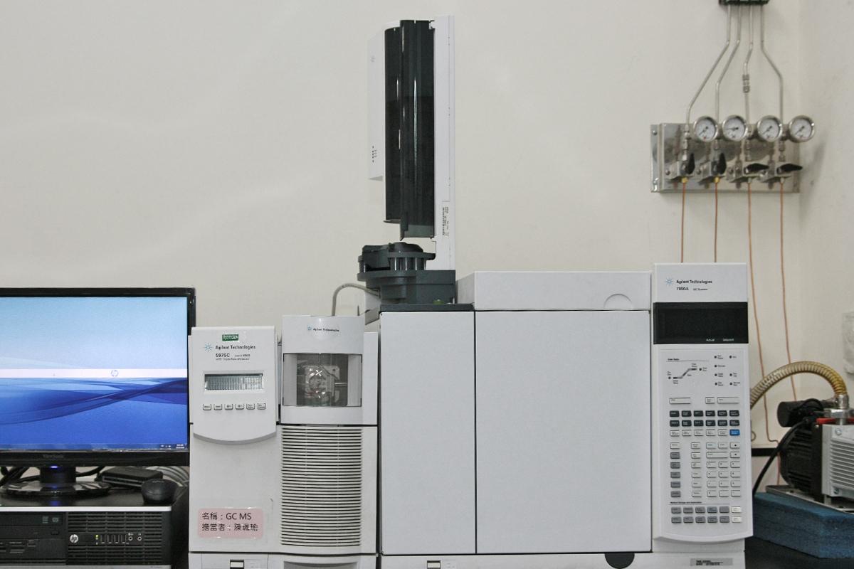 氣相層析儀
